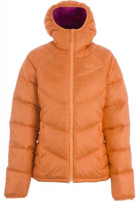Куртка пуховая женская Mountain Hardwear KelvinatorИнновационная пуховая куртка mountain hardwear kelvinator - теплая и легкая модель для горного туризма.<br>Пол: Женский; Возраст: Взрослые; Вид спорта: Горный туризм; Температурный режим: До -15; Покрой: Приталенный; Длина куртки: Средняя; Капюшон: Не отстегивается; Количество карманов: 2; Технологии: Q.Shield Down; Производитель: Mountain Hardwear; Артикул производителя: OL6171833L; Страна производства: Китай; Материал верха: 100% нейлон; Материал подкладки: 100% нейлон; Материал утеплителя: 80% пух, 20% перо; Размер RU: 48;