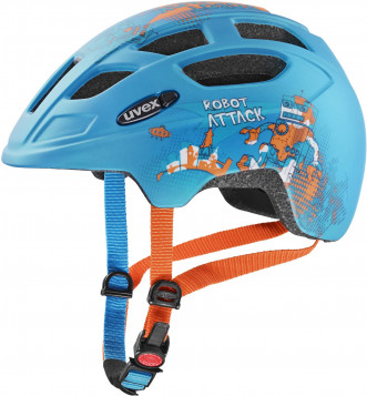 Шлем велосипедный детский Uvex Finale Jr. CC