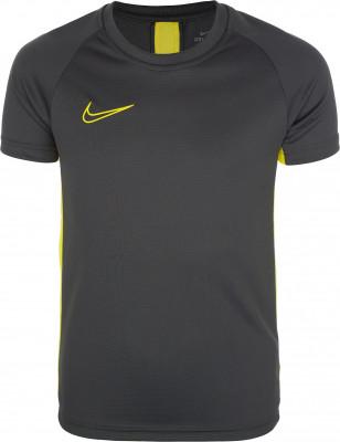Футболка для мальчиков Nike Academy, размер 128-137Футболки и майки<br>Технологичная футбольная модель nike dri-fit academy - идеальный выбор для тренировок.