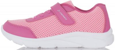 Кроссовки для девочек Demix Faster V, размер 32Кроссовки <br>Удобные детские кроссовки faster v от demix - отличный выбор для занятий бегом. Модель можно использовать для занятий в спортивном зале и на улице.