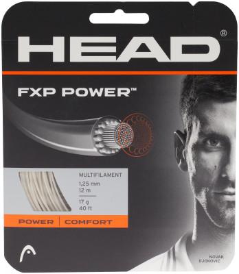Струна Head FXP Power SetСтруна с великолепной эластичностью дает дополнительную мощь при каждом ударе.<br>Вид спорта: Большой теннис; Производитель: Head; Артикул производителя: 281007-NT; Страна производства: Китай; Размер RU: Без размера;