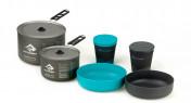 Набор посуды SEA TO SUMMIT Alpha 2 Pot Cook Set 2.2