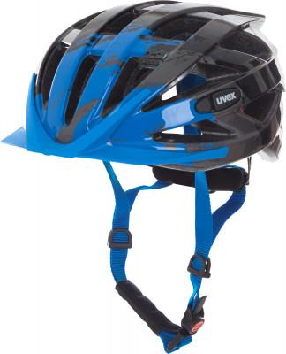 Шлем велосипедный Uvex i-vo cУниверсальный шлем от uvex, который подойдет как для городского катания, так и для велопрогулок на природе.<br>Конструкция: In-mould; Вентиляция: Принудительная; Регулировка размера: Да; Тип регулировки размера: Поворотное кольцо 3D IAS; Материал внешней раковины: Поликарбонат; Материал внутренней раковины: Вспененный полистирол; Материал подкладки: Полиэстер; Сертификация: EN 1079; Технологии: FAS, IAS 3D 3.0, monomatic; Вес, кг: 0,225; Пол: Мужской; Возраст: Взрослые; Производитель: Uvex; Артикул производителя: S4104171715; Срок гарантии: 6 месяцев; Страна производства: Германия; Размер RU: 52-56;