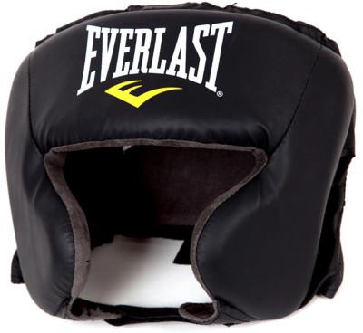 Шлем Everlast DurahideШлем из искусственной кожи. Изнутри отделан мягкой тканью, препятствующей скольжению.<br>Состав: синт. кожа, 40% пена, 40% полиуретан, 20% полиэтилен; Вид спорта: Бокс, ММА; Производитель: Everlast; Артикул производителя: 4022U; Срок гарантии: 14 дней; Размер RU: Без размера;
