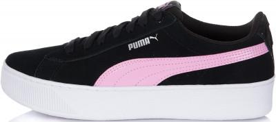 Кеды для девочек Puma Vikky Platform