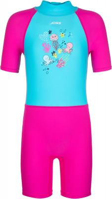 Плавательный костюм для девочек Joss, размер 104