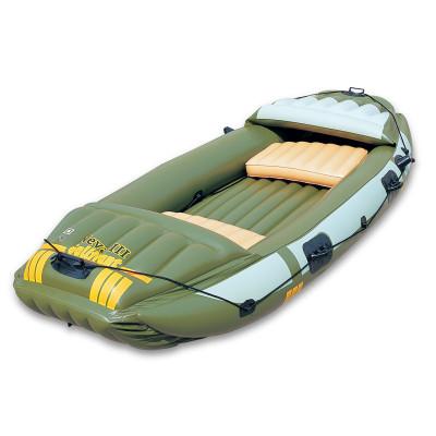 Лодка надувная Bestway Neva IIIНадувная трехместная лодка изготовлена из высокотехнологичного материала, устойчивого к воздействию соленой воды, солнечных лучей, перепадов температуры, машинного масла, бе<br>Грузоподъемность: 300; Размер в рабочем состоянии (дл. х шир. х выс), см: 330 х 130 х 166; Пассажировместимость: 3; Вес, кг: 14,1; Материал: ПВХ; Вид спорта: Водный спорт; Производитель: Bestway; Артикул производителя: BW65008; Срок гарантии: 1 год; Страна производства: Китай; Размер RU: Без размера;