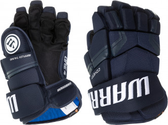 Перчатки хоккейные WARRIOR Covert QRE4 SR