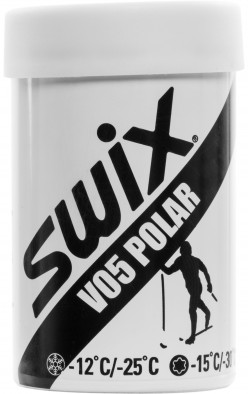 Мазь для лыж Swix V05 Polar