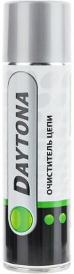 Очиститель цепи DaytonaСпециальный очиститель, обеспечивающий быструю и эффективную очистку и обезжиривание цепей велосипедов.<br>Объем: 335 мл; Вид спорта: Велоспорт; Производитель: Daytona; Артикул производителя: 2010208; Страна производства: Россия; Размер RU: Без размера;