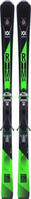 Горные лыжи Volkl RTM 84 + iPT WR XL 12 FR GW