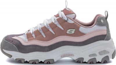 Кроссовки женские Skechers D'Lites-Sure Thing, размер 41