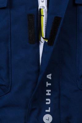 Фото 3 - Куртку утепленная для мальчиков Luhta Lahis, размер 164 синего цвета