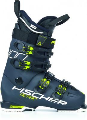 Ботинки горнолыжные Fischer RC PRO 100, размер 29,5 см