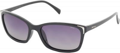 Солнцезащитные очки женские InvuСтильные женские очки в легкой пластиковой оправе обеспечат надежную защиту от яркого солнечного света.<br>Цвет линз: Серый градиент; Назначение: Городской стиль; Пол: Женский; Возраст: Взрослые; Вид спорта: Спортивный стиль; Ультрафиолетовый фильтр: Да; Поляризационный фильтр: Да; Материал линз: Полимерные линзы; Оправа: Пластик; Технологии: Ultra Polarized; Производитель: Invu; Артикул производителя: B2404A; Срок гарантии: 30 дней; Страна производства: Китай; Размер RU: Без размера;