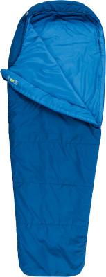 Marmot Nanowave 25Спальные мешки<br>Компактный и легкий спальник nanowave 25 от marmot. Износостойкая внешняя ткань и синтетический утеплитель spirafil обеспечат комфортный отдых в конце дня.