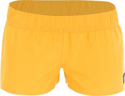 Шорты плавательные женские Termit, размер 42Surf Style <br>Пляжные шорты от termit для фанаток отдыха у воды. Быстрое высыхание модель выполнена из прочной быстросохнущей ткани.