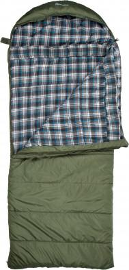 Спальный мешок Outventure Yukon T-6 правосторонний