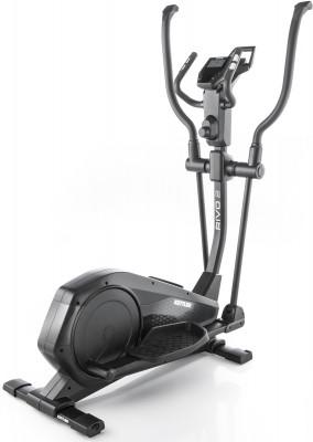 Kettler Rivo 2 7692-100Просто и функционально! Эллиптический тренажер rivo 2 отлично подойдет для кардиотренировок и укрепления мышц.<br>Система нагружения: Магнитная; Масса маховика: 12 кг; Регулировка нагрузки: Механическая; Нагрузка: 8 уровней; Длина шага: 320 мм; Измерение пульса: Датчики на поручнях; Нагрудный кардиодатчик: Опционально; Питание тренажера: Батарейки; Максимальный вес пользователя: 110 кг; Время тренировки: Да; Скорость: Да; Пройденная дистанция: Да; Скорость вращения педалей: Да; Израсходованные калории: Да; Пульс: Да; Дополнительные функции: Тест восстановления пульса, Русификация; Подставка для аксессуаров: Для планшета; Транспортировочные ролики: Да; Дополнительно: Эргономичные рукоятки; Складная конструкция: Нет; Размеры (дл х шир х выс), см: 115 х 62 х 160; Вес, кг: 52 кг; Вид спорта: Кардиотренировки; Производитель: Kettler; Артикул производителя: 7692-100; Срок гарантии: 2 года; Страна производства: Китай; Размер RU: Без размера;