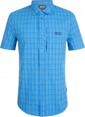 Рубашка с коротким рукавом мужская Jack Wolfskin Rays Stretch Vent