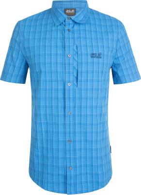 Рубашка с коротким рукавом мужская Jack Wolfskin Rays Stretch Vent, размер 58