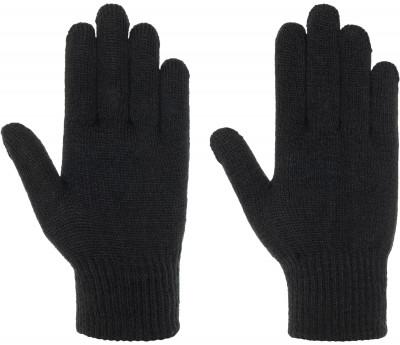 Перчатки для мальчиков DemixВязанные базовые перчатки черного цвета для детей 7-12 лет. Подойдут для активного отдыха и путешествий в холодное время года.<br>Пол: Мужской; Возраст: Дети; Вид спорта: Тренинг; Материал верха: 74 % акрил, 22 % полиэстер, 3 % эластодиен, 1 % спандекс; Производитель: Demix Basic; Артикул производителя: A18ADGLB21; Страна производства: Китай; Размер RU: 18;
