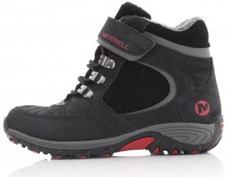 Ботинки утепленные для мальчиков Merrell Quick Close Natural