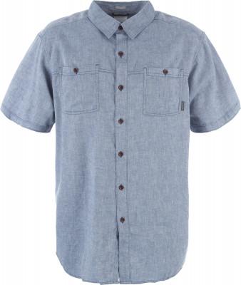 Рубашка мужская Columbia Southridge Short SleeveМужская рубашка с коротким рукавом от columbia - удачный выбор для путешествий. Натуральные материалы рубашка выполнена из смеси натуральных материалов.<br>Пол: Мужской; Возраст: Взрослые; Вид спорта: Путешествие; Защита от УФ: Нет; Покрой: Прямой; Плоские швы: Нет; Светоотражающие элементы: Нет; Дополнительная вентиляция: Нет; Количество карманов: 2; Длина по спинке: 76 см; Застежка: Пуговицы; Материал верха: 53 % пенька, 47 % хлопок; Производитель: Columbia; Артикул производителя: 17721335544XT; Страна производства: Индия; Размер RU: 58-60;