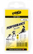 Мазь скольжения TOKO Performance yellow 40g, 0С/-6C