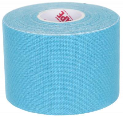 Кинезио-тейп Rocktape 5 см х 5 м, голубойRocktape на клеевой основе помогает в восстановлении и предотвращении травм.<br>Размер (Д х Ш), см: 500 x 5; Материалы: 97 % хлопок, 3 % нейлон, гипоаллергенная клеевая основа; Производитель: Rocktape; Артикул производителя: RCT100; Страна производства: Корея, Республика; Размер RU: Без размера;