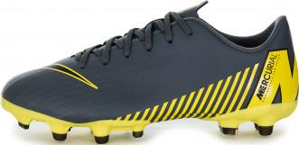 Бутсы для мальчиков Nike Mercurial Vapor 12 Academy GS FG/MG
