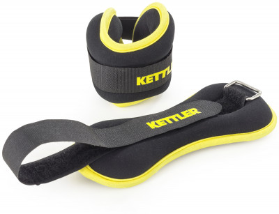 Утяжелители, Kettler 2 х 1 кгУтяжелители являются прекрасным дополнением во время бега и других видов физических упражнений, обеспечивая большую нагрузку и, тем самым, повышая ээфективность тренировок.<br>Вес, кг: 2 x 1; Состав: бутадиен-нитрильный каучук, трикотаж, лайкра, сталь, железная стружка; Вид спорта: Фитнес; Производитель: Kettler; Артикул производителя: 7373-260; Срок гарантии: 2 года; Страна производства: Китай; Размер RU: Без размера;