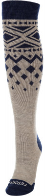 Гольфы Termit, 1 параВысокие носки отлично подойдут для активного времяпрепровождения на природе в холодное время года.<br>Пол: Мужской; Возраст: Взрослые; Вид спорта: Активный отдых; Материалы: 55 % акрил, 21 % полиамид, 19 % шерсть, 5 % эластан; Производитель: Termit; Артикул производителя: ESOU01CM39; Страна производства: Россия; Размер RU: 39-42;