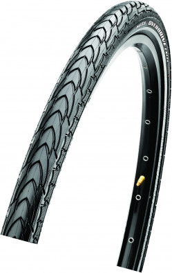 Покрышка MAXXIS OVERDRIVE EXCEL, 26x2.00, 50-559, 60 TPI, HYBRID