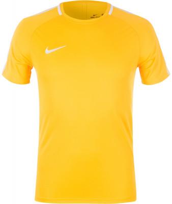 Футболка мужская Nike DryМужская игровая футболка nike dry разработана для динамичной и современной игры.<br>Пол: Мужской; Возраст: Взрослые; Вид спорта: Футбол; Покрой: Прямой; Материалы: 100 % полиэстер; Технологии: Nike Dri-FIT; Производитель: Nike; Артикул производителя: 832967-845; Страна производства: Таиланд; Размер RU: 52;