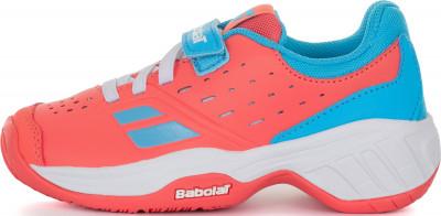Кроссовки для девочек Babolat Pulsion All Court, размер 28