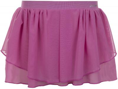 Юбка для девочек Demix, размер 146Юбки<br>Легкая и яркая юбка от demix станет отличным дополнением к гимнастическому купальнику. Свобода движений расклешенный крой гарантирует полную свободу движений.