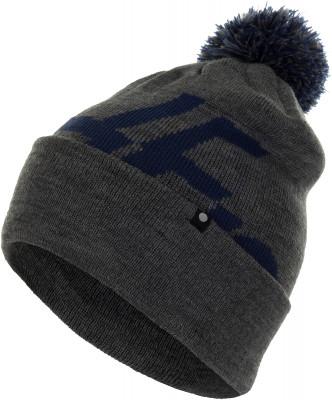 Шапка для мальчиков IcePeak IsleyГоловные уборы<br>Двуслойная детская шапка isley от icepeak отлично сохранит тепло и обеспечит дополнительную безопасность благодаря светоотражающим нитям в помпоне.