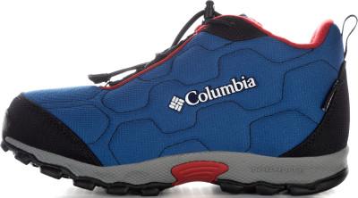 Ботинки утепленные для мальчиков Columbia Youth Firecamp 2, размер 31.5