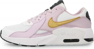 Кроссовки для девочек Nike Air Max Excee, размер 34.5