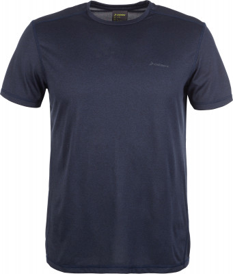 Футболка мужская Demix, размер 50Футболки<br>Удобная лаконичная футболка demix подойдет для занятий тренингом. Отведение влаги технологичная ткань movi-tex обеспечивает эффективный влагоотвод.