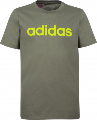 Футболка для мальчиков Adidas Essentials Linear Logo