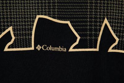 Фото 3 - Футболку с длинным рукавом мужская Columbia Ranger River, размер 48-50 черного цвета