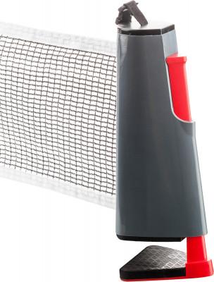 Сетка для настольного тенниса TorneoДля любительской игры в настольный теннис без границ и правил. Играйте в любом месте! Изготовлена из нейлона и пластика.<br>Материалы: Пластик, нейлон; Вид спорта: Настольный теннис; Производитель: Torneo; Артикул производителя: TI-NSWR194; Страна производства: Китай; Размер RU: Без размера;