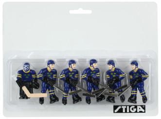 Команда игроков Stiga Сборная Швеции