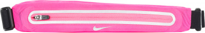Сумка на пояс NikeСумка-пояс для бега nike.<br>Пол: Женский; Возраст: Взрослые; Вид спорта: Бег; Материал верха: 100 % нейлон; Производитель: Nike ABM; Артикул производителя: N.RL.46-645; Размер RU: Без размера;