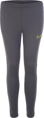 Брюки для мальчиков Nike Academy, размер 140-152Брюки <br>Удобные футбольные брюки от nike для игры на высоких скоростях.