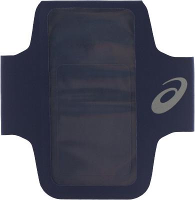 Чехол на руку для смартфона ASICSМужская одежда<br>Чехол для мобильного телефона от asics сохранит ваш смартфон в безопасности во время пробежки. В изделии предусмотрен регулируемый ремешок на липучке.