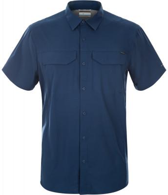 Рубашка мужская Columbia Silver Ridge Lite Short SleeveМужская рубашка с коротким рукавом от columbia отлично подойдет для походов и активного отдыха на природе.<br>Пол: Мужской; Возраст: Взрослые; Вид спорта: Походы; Защита от УФ: Да; Покрой: Прямой; Плоские швы: Нет; Светоотражающие элементы: Нет; Дополнительная вентиляция: Да; Количество карманов: 2; Длина по спинке: 76 см; Застежка: Пуговицы; Материал верха: 100 % полиэстер; Материал подкладки: 100 % полиэстер; Технологии: Omni-Shade, Omni-Wick; Производитель: Columbia; Артикул производителя: 1654311469XL; Страна производства: Вьетнам; Размер RU: 52-54;