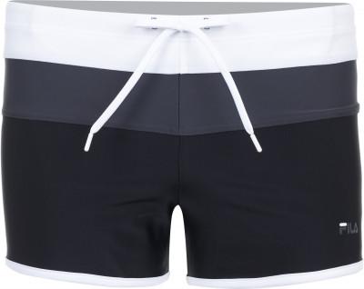 Купить со скидкой Плавки-шорты мужские Fila, размер 46